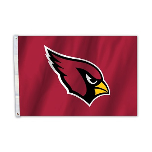 Arizona Cardinals 2 Ft. X 3 Ft. Flag W/Grommets