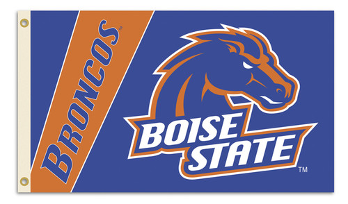 Boise State Broncos 2-Sided 3 Ft. X 5 Ft. Flag W/Grommets