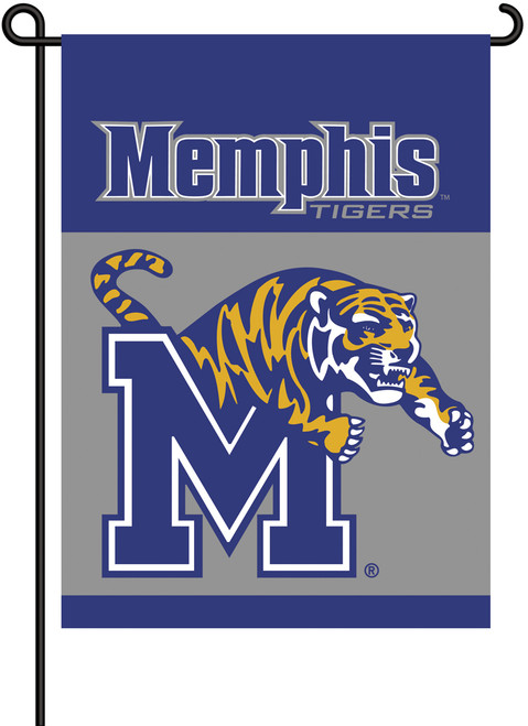 Memphis Tigers 2-Sided Garden Flag