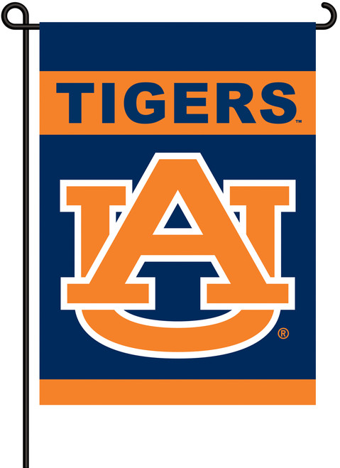 Auburn Tigers 2-Sided Garden Flag