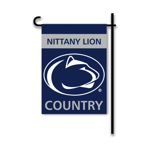 Penn State Nittany Lions 2-Sided Country Garden Flag