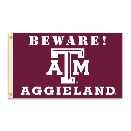Texas A&M Aggies 3 Ft. X 5 Ft. Flag W/Grommets - Country