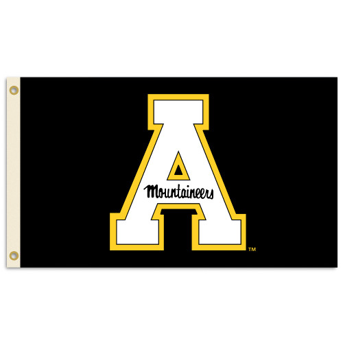 Appalachian State Mountaineers 3 Ft. X 5 Ft. Flag W/Grommets