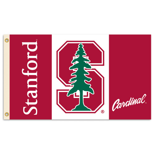 Stanford 3 Ft. X 5 Ft. Flag W/Grommets
