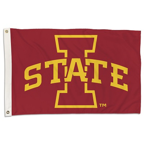 Iowa State Cyclones 2 Ft. X 3 Ft. Flag W/Grommets