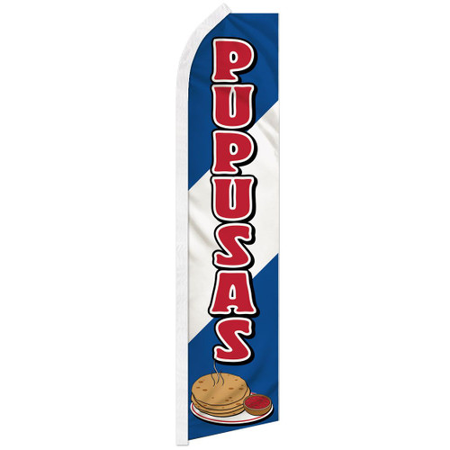 Pupusas Super Flag
