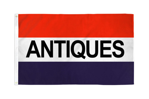 Antiques Flag 3x5ft Poly