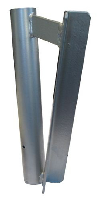 Pole Mount (Angled) for Advertising Flag Pole