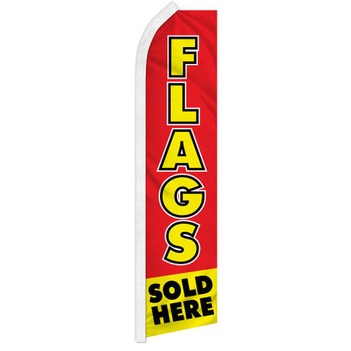 Flags Sold Here Super Flag