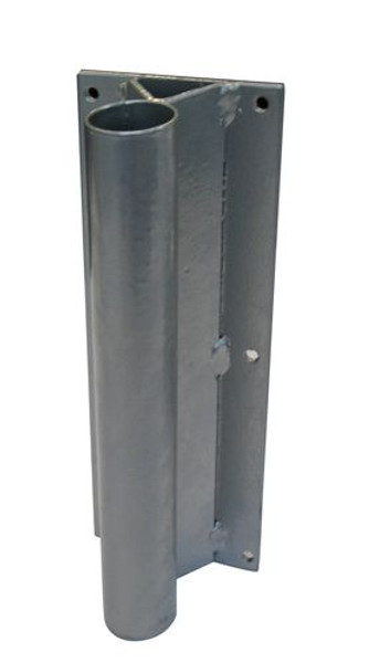 Flat Wall Mount (Straight) for Advertising Flag Pole