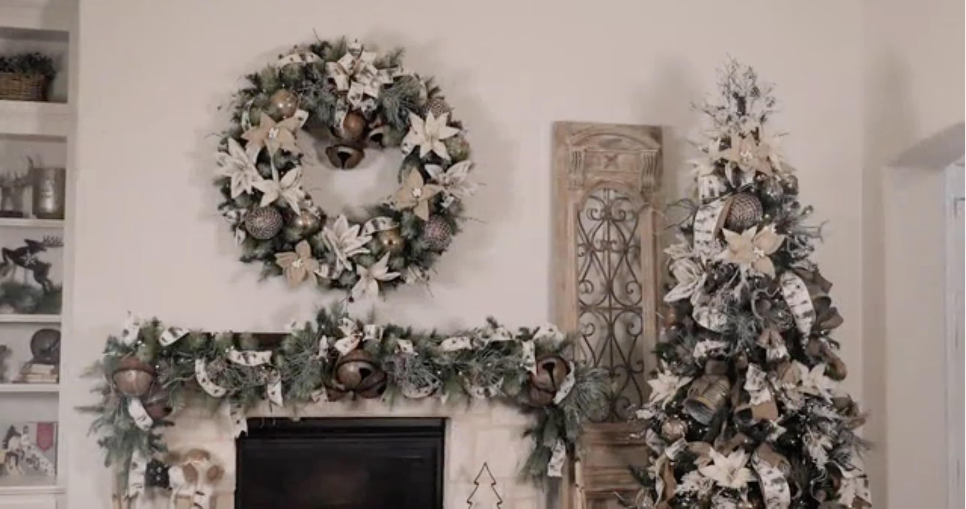 Winter Woodland Christmas Tree Bundle Decorator S Warehouse