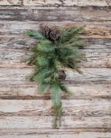 Iced Pine Teardrop