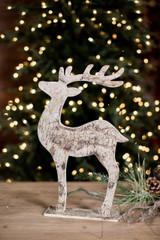 Birch Paper Upright Deer