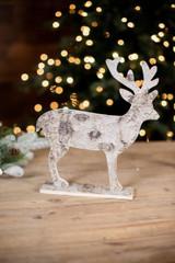 Birch Paper Standing Deer