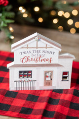 Twas the Night Before Christmas Table Top