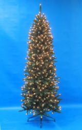 Black Bear Forest Christmas Tree