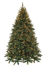 Deluxe Evergreen Christmas Tree