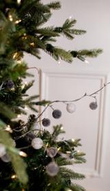 "32"" Twig Ball Christmas Tree Sprays"