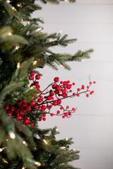 """36"""" Berry Spray Mixed Christmas Tree Sprays"""