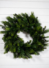 "30"" Deluxe Mix Pine Wreath"