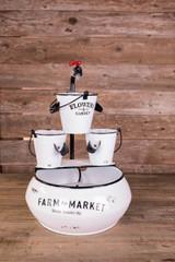 """21"""" Farm to Market Fountain"""