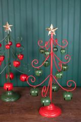 "24"" Metal Merry Jingle Bell Tree"
