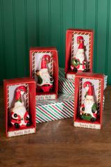 """4"""" Dolomite Santa Bells"""