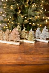 "6.5"" Bottlebrush Tree Log"