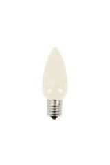 C9 Wonderful LED SMD Bulb (25 bulbs/box) - Frosted, Warm White