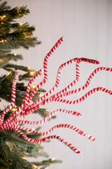 """29"""" Frosty Peppermint Branch"""