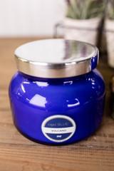 19oz Capri Blue Signature Volcano Candle Blue Jar