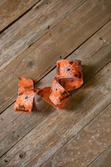 "2.5"" x 10 Yard Happy Halloween Cobweb Ribbon"