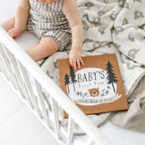 Lucy Darling Little Camper Baby's First Book Giftable
