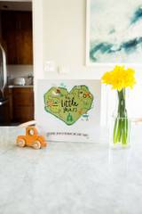 Lucy Darling The Little Years Toddler Memory Book - Boy Giftable