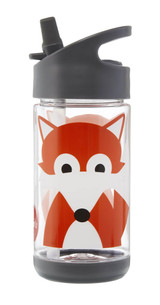 3 Sprouts Fox Water Bottle Giftable