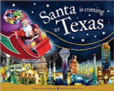 Santa Is Coming To Texas Children's Book Giftables