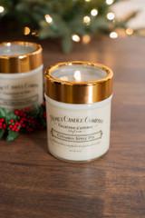 Monet Candle Company Soy Candle - Cinnamon Apple