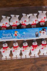Frosty The Snowman Christmas Light Set