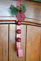 Kurt S. Adler Over Door Jingle Bell Wreath Hanger