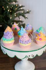 Kurt S. Adler Sweet Cupcake Ornament