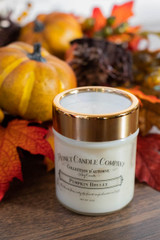 Monet Candle Company Soy Candle - Pumpkin Brulee
