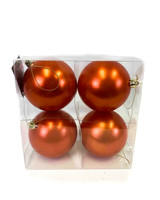 """3.5"""" Spice Ball Ornament - Set Of 4"""