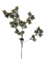 "31"" Metallic Glitter English Ivy Spray"