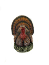 MGO Turkey On Grass Decor