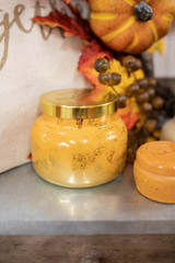 19 OZ Capri Blue Pumpkin Dulce Candle