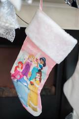 Disney Princesses Christmas Stocking