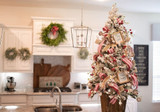 Touring Kristin's Christmas House Decor
