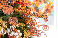Crafting the Perfect Fall Christmas Tree