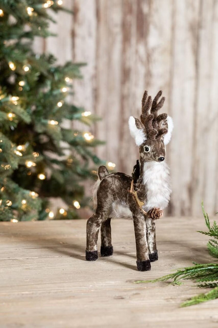Small Plush Wilderness Deer