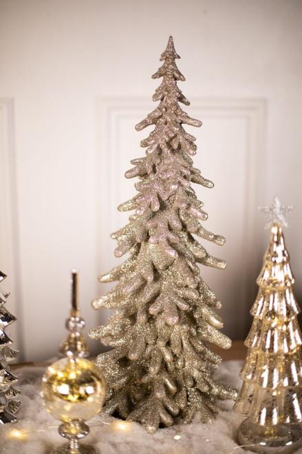 "23"" Resin Sparkle Tree"